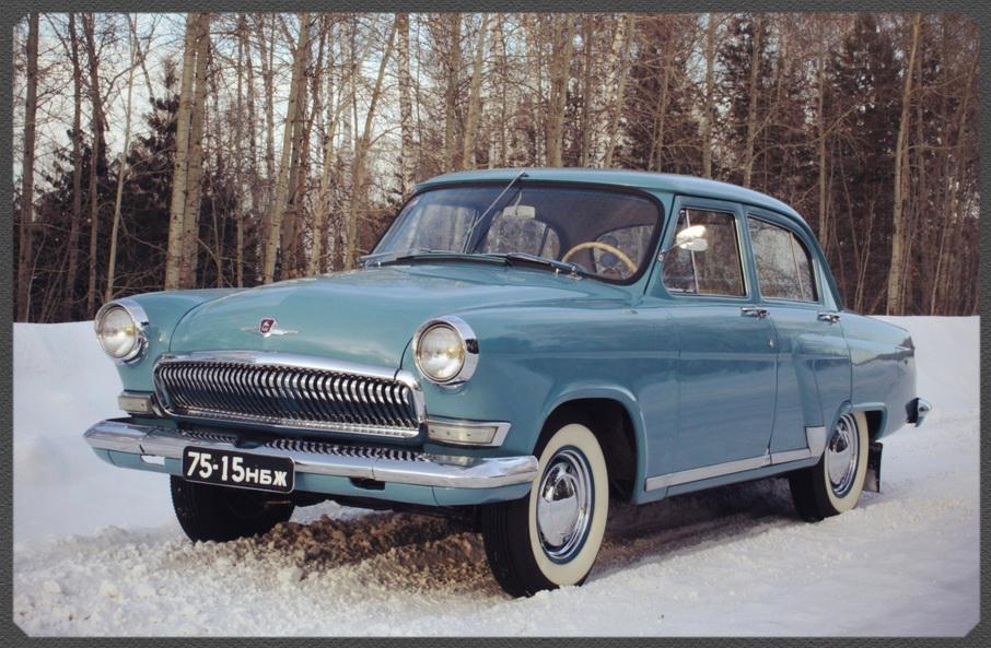 картинки советских автомобилей черемуха снегом
